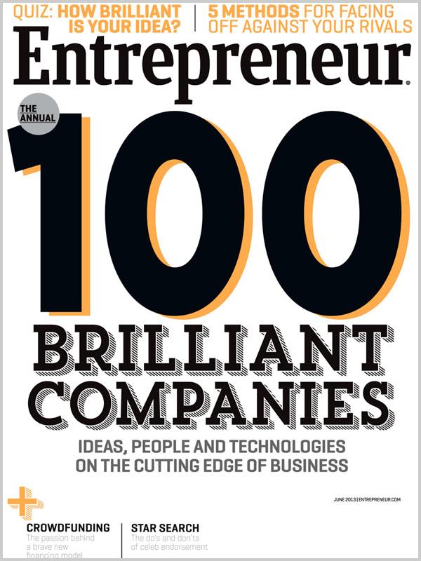 100 Brilliant Companies