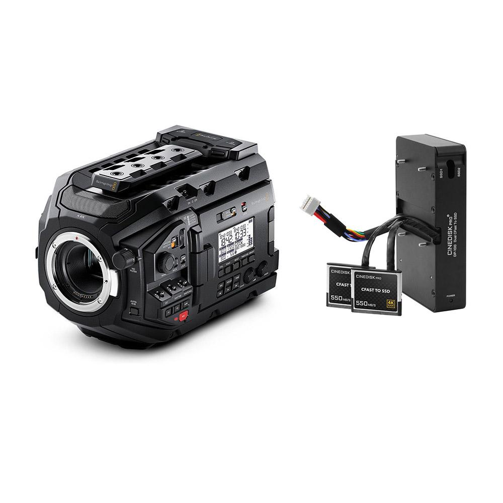 URSA Mini Pro Camera+DP-100