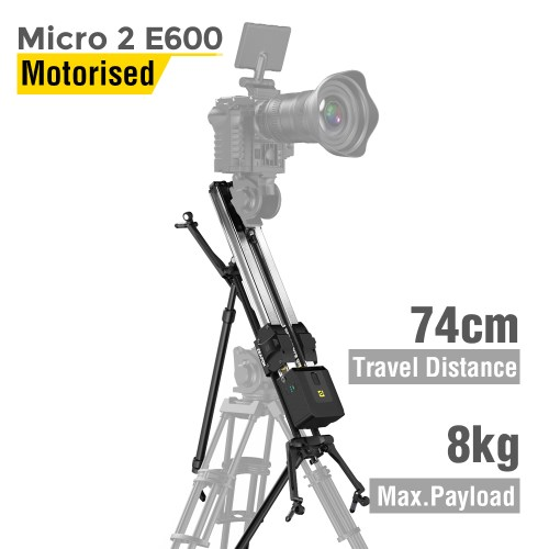 ZEAPON Micro 2 E600 Motorised Slider