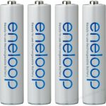 Eneloop AAA 800 mAh Rechargeable Battery (4 pcs)