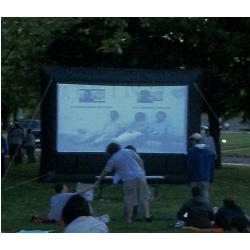 Movie Screen (16 x 9) Package