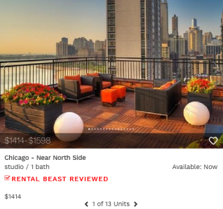 Rent Near North Side