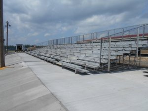 used-bleachers-sold
