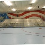 Rent Indoor Bleachers for Hockey