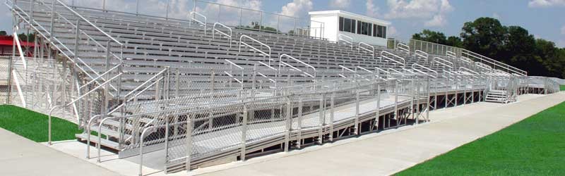 Cool Facts about Outdoor Bleachers – A Brief History