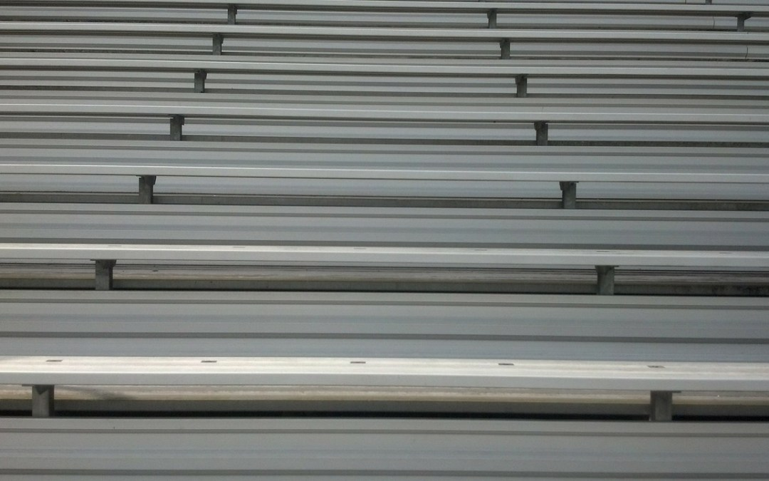 Making Your Bleacher Seating More Comfortable