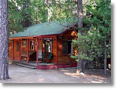 Cozy Vacation Rental Cabins in Yosemite National Park