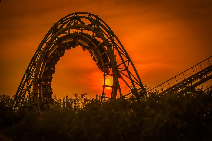 Busch Gardens in Tampa would be cheaper with rental car transponders