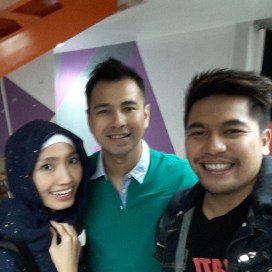 dimas wibowo raffi ahmad ridiss bikers motor gede trans tv artis indonesia