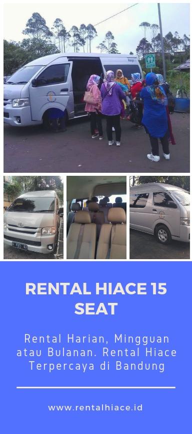 Rental Hiace di Bandung