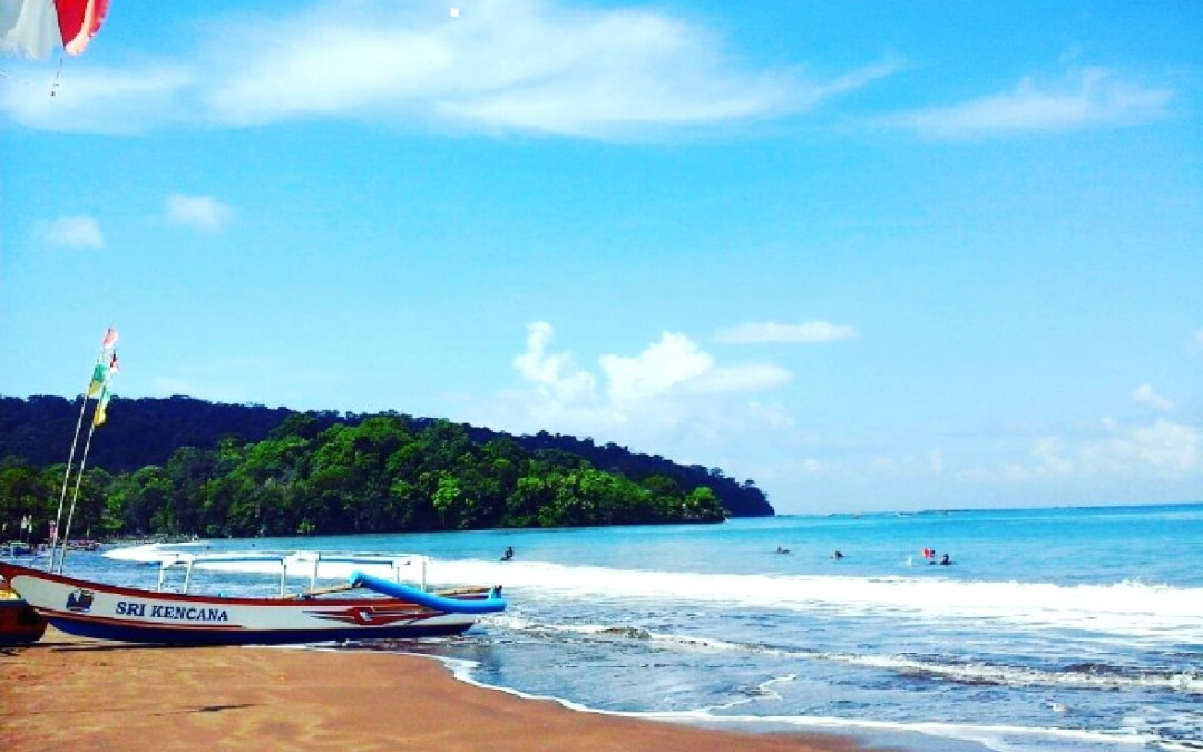 Yuk Berlibur ke Pantai Pangandaran pakai Mobil Hiace                                        5/5(53)