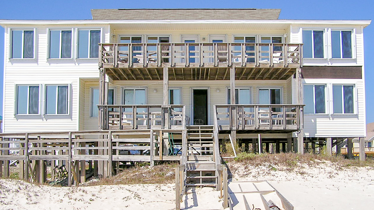 Pelican's Roost Vacation Rental Home - St  George Island, Florida