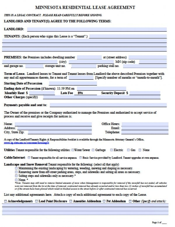 Lease Agreement Month To Month Create Professional Resumes