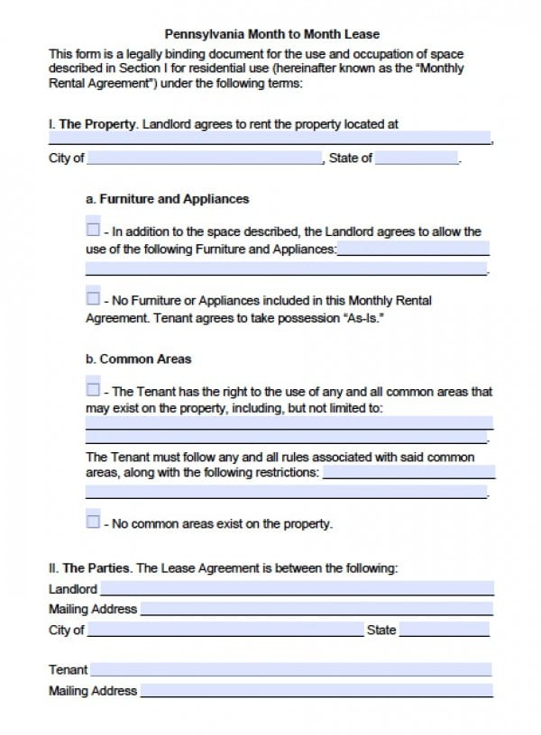 Rental Lease Agreement Nj Free Create Professional Resumes