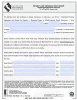 Free California Rental Lease Agreement Forms And Templates Pdf