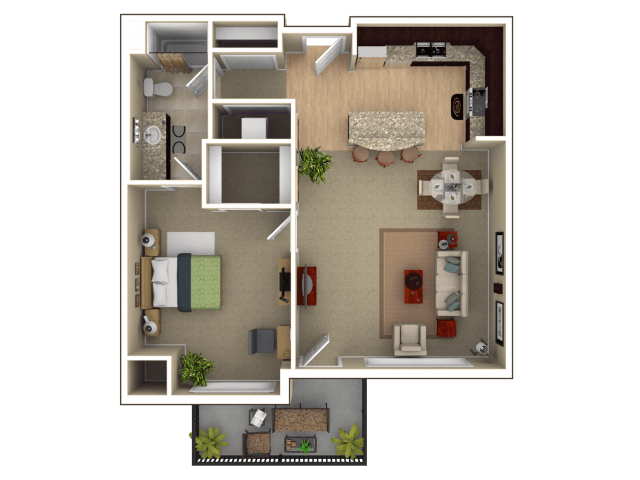 Two Beautiful Floor Plans Left