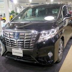 All New Alphard Hybrid Grand Avanza Black Pendatang Baru Bursa Rental Jakarta Bandung