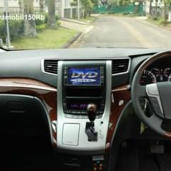 All New Alphard Interior Toyota Yaris Trd Philippines Sewa Jogja Semarang Klaten Magelang Dasboard