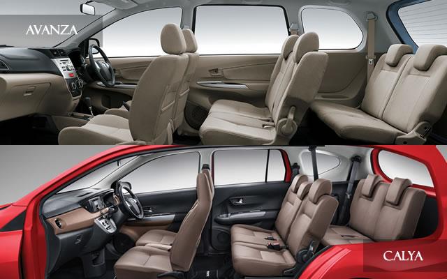 perbedaan grand new avanza e dan g 2016 spesifikasi veloz 1.5 calya mesin harga kualitas interior untuk