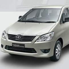 Pilihan Warna All New Kijang Innova Grand Veloz Putih 2012 Rental Mobil Jogja Harga Sewa