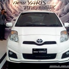 Toyota Yaris Trd Terbaru Lampu Grand New Avanza Mobil 2012 Rental Jogja Harga Sewa