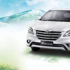 All New Kijang Innova Diesel Vs Bensin Grill Jaring Grand Avanza Perbedaan Mobil Dan Terbaru