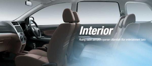 grand new avanza interior kelemahan veloz 2017 toyota indonesia terbaru 2016 rental