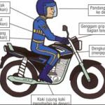 Tips Aman Berkendara Motor