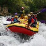 Seru-Seruan di Kasembon Rafting