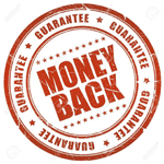 Garansi kepuasan dengan jaminan uang kembali