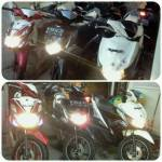 Stock Motor Terbaru dari Sunday Holiday Motorent