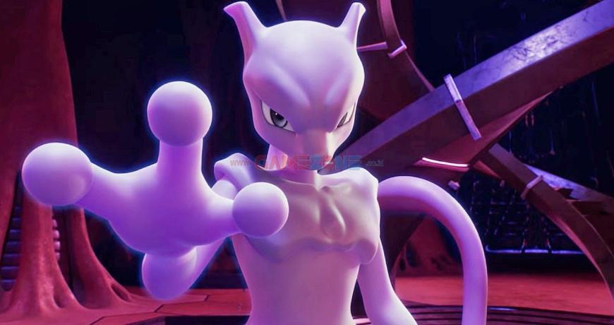 Pokemon Mewtwo no Gakkushu - Rental PS Malang