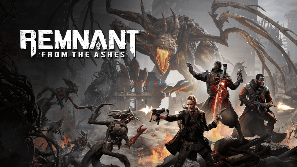 Remnant: From the Ashes - Rental PlayStation Malang