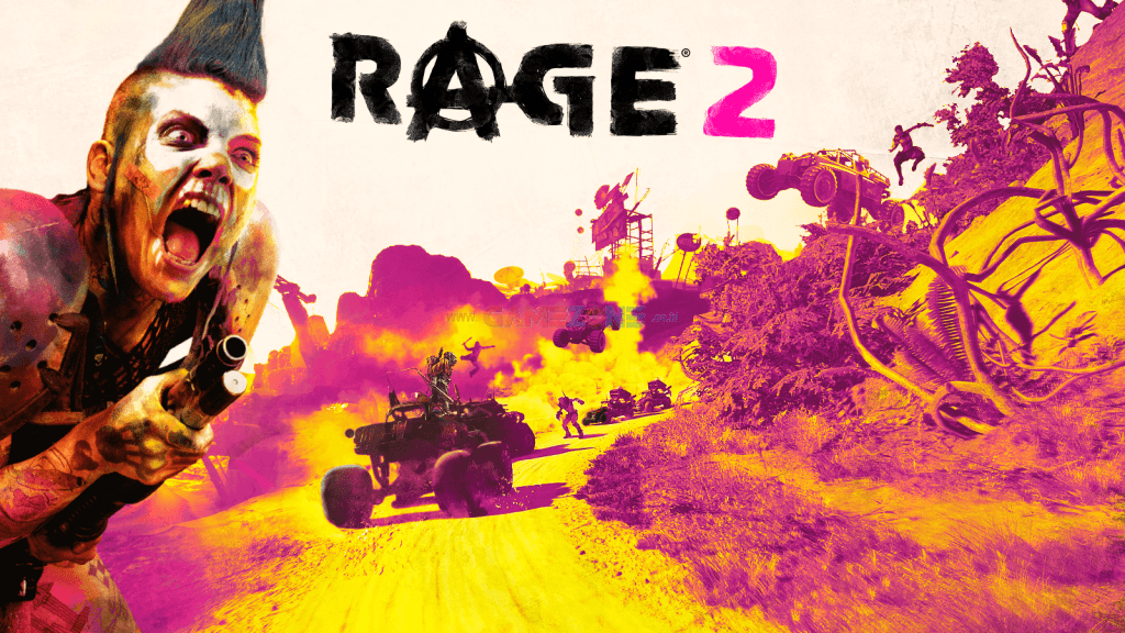 Spesifikasi PC Rage 2 - Rental PlayStation Malang