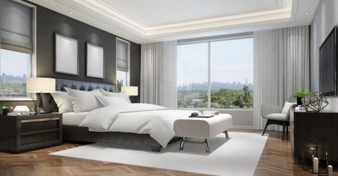 Covid clean corporate apartment