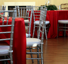 Winter Holiday Party Rental