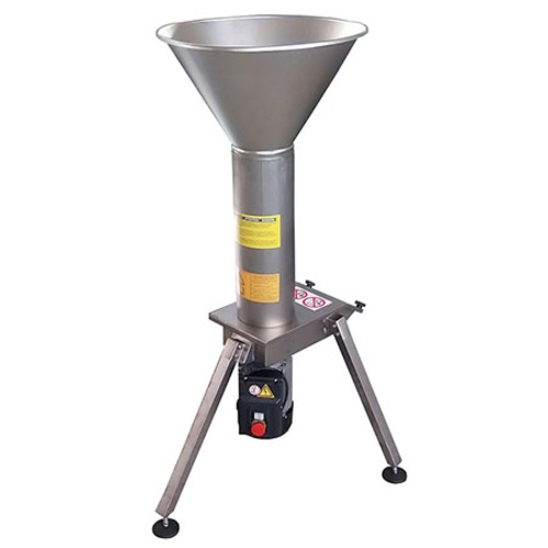 Motorized Apple and Pear Crusher for cider makers