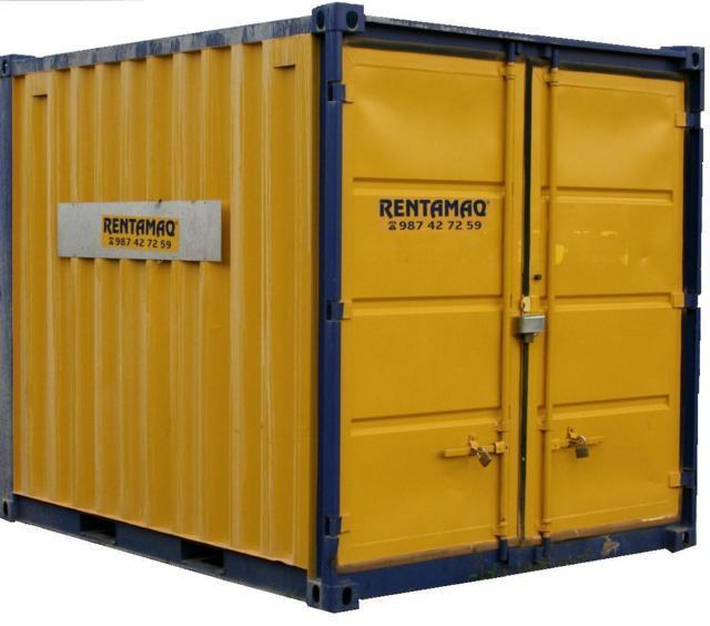 Containers y casetas
