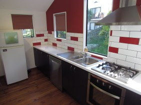 4a Weaver Street Queenstown Rent-A-Room Kitchen 2