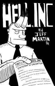 Hell, Inc. Cover