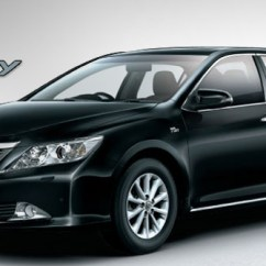 All New Camry Singapore Toyota Kijang Innova 2.0 Q A/t Venturer Black Color 2014 City Best Car Rental