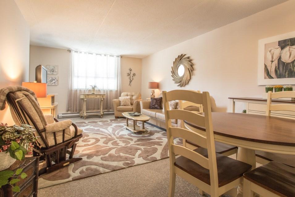 Elliot Lake Ontario apartments