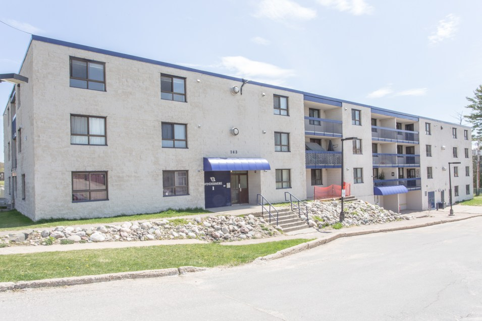 Windermere Apartments Elliot Lake Ontario