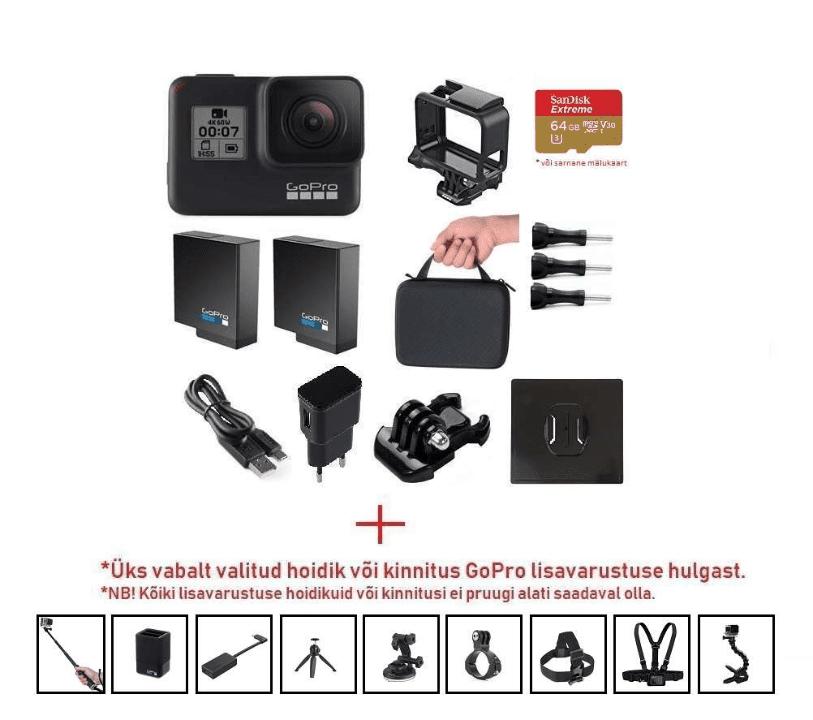 GoPro HERO7 rent