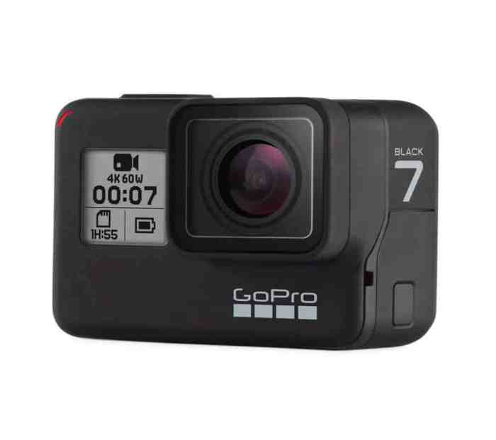 GoPro Hero7 Must Videokaamera Rent