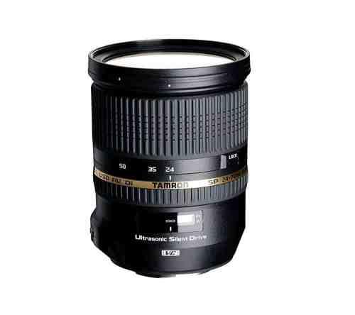 Tamron 24-70mm f2.8 objektiivi rent