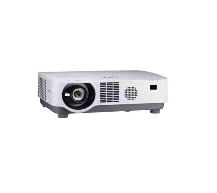 NEC P502H 1080p 5000 luumenit projektori rent