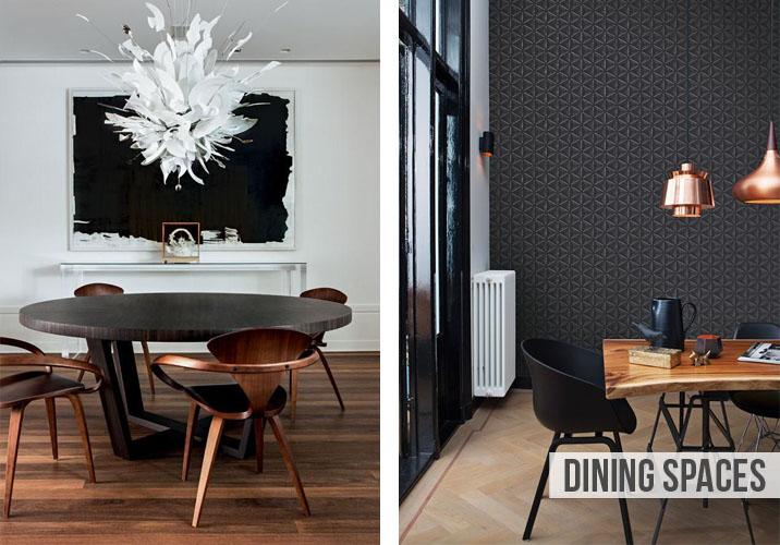 Black and Copper in the Home  Flff Design and Decor