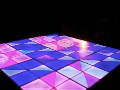 LED Dance floor for rent NY
