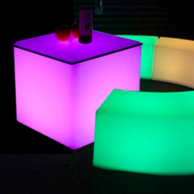 Light up coffee tables for rent